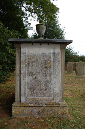 Tomb in Ditchingham Churchyard