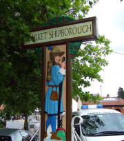 Market Shipborough Sign