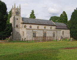 St. Martin's Church, Houghton Hall