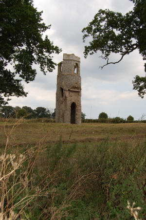 Wolterton Church Tower