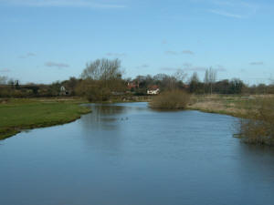 River Bure at Brampton