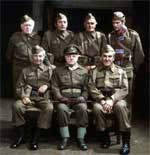 main cast of Dad's Army