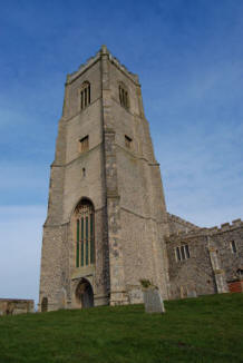 St Mary's Church Tower, Happisburgh