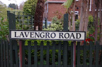 Lavengro Road