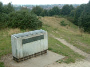 Mousehold Memorial to Ralph Mottram