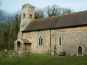 Oxnead Church