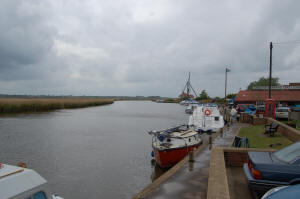 Reedham and River Yare