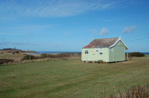 Holiday Bungalow at Happisburgh