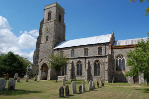 St. Botolph's Church, Trunch