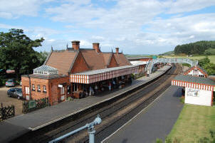 Weybourne Railway Station